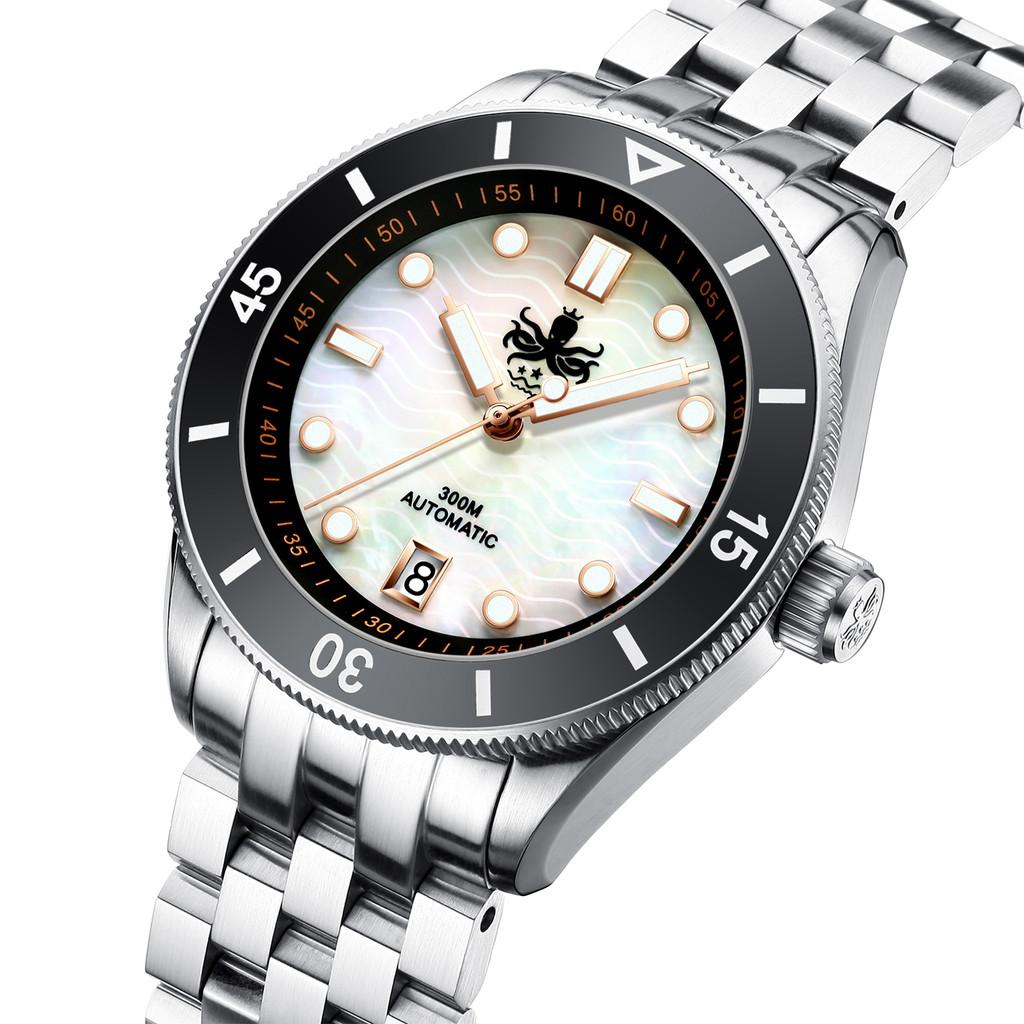PHOIBOS WAVE MASTER PY010D 300M Automatic Dive Watch MOP