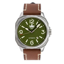 PHOIBOS SENTINEL PY019A Automatic Watch Green