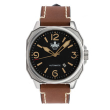 PHOIBOS SENTINEL PY019C Automatic Watch Black