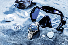 PHOIBOS Proteus 300M Automatic Diver Watch PY024B Blue