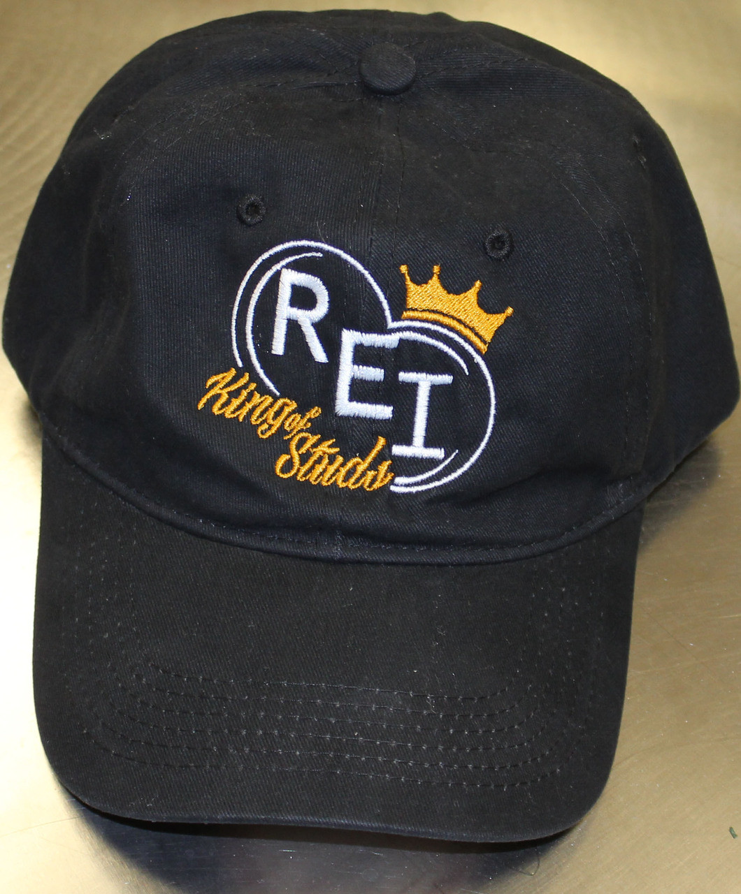 REI Black Ball Cap