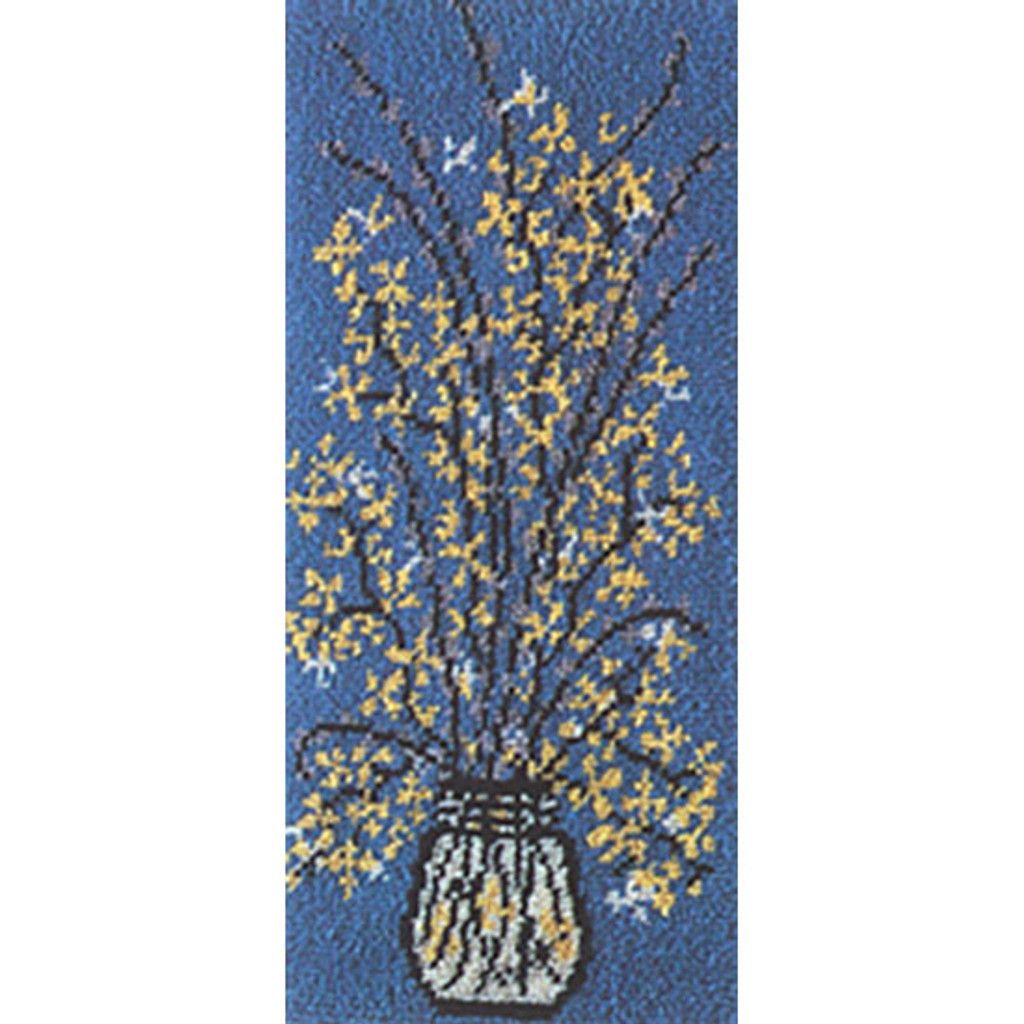Pussy Willow  Latch Hook Rug Kit
