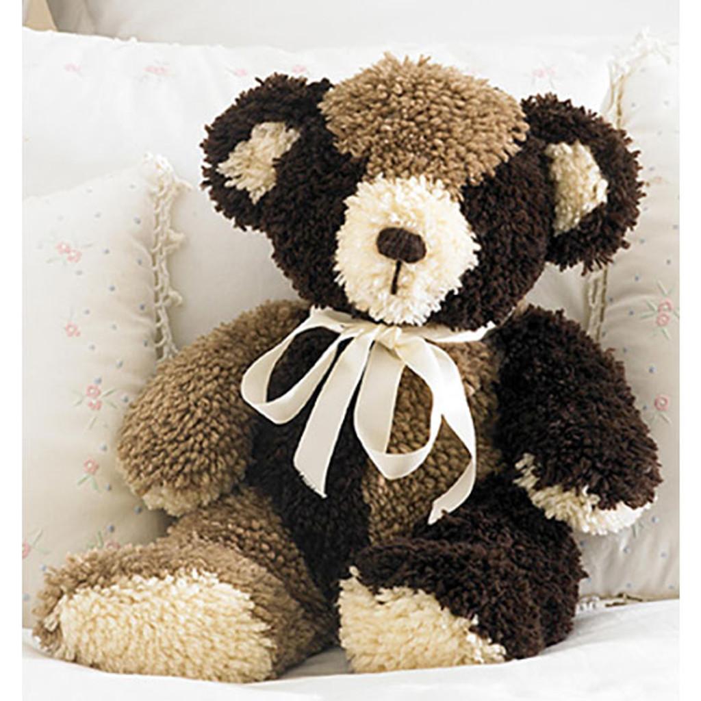 Buster Bear Huggables Stuffed  Animal Kit