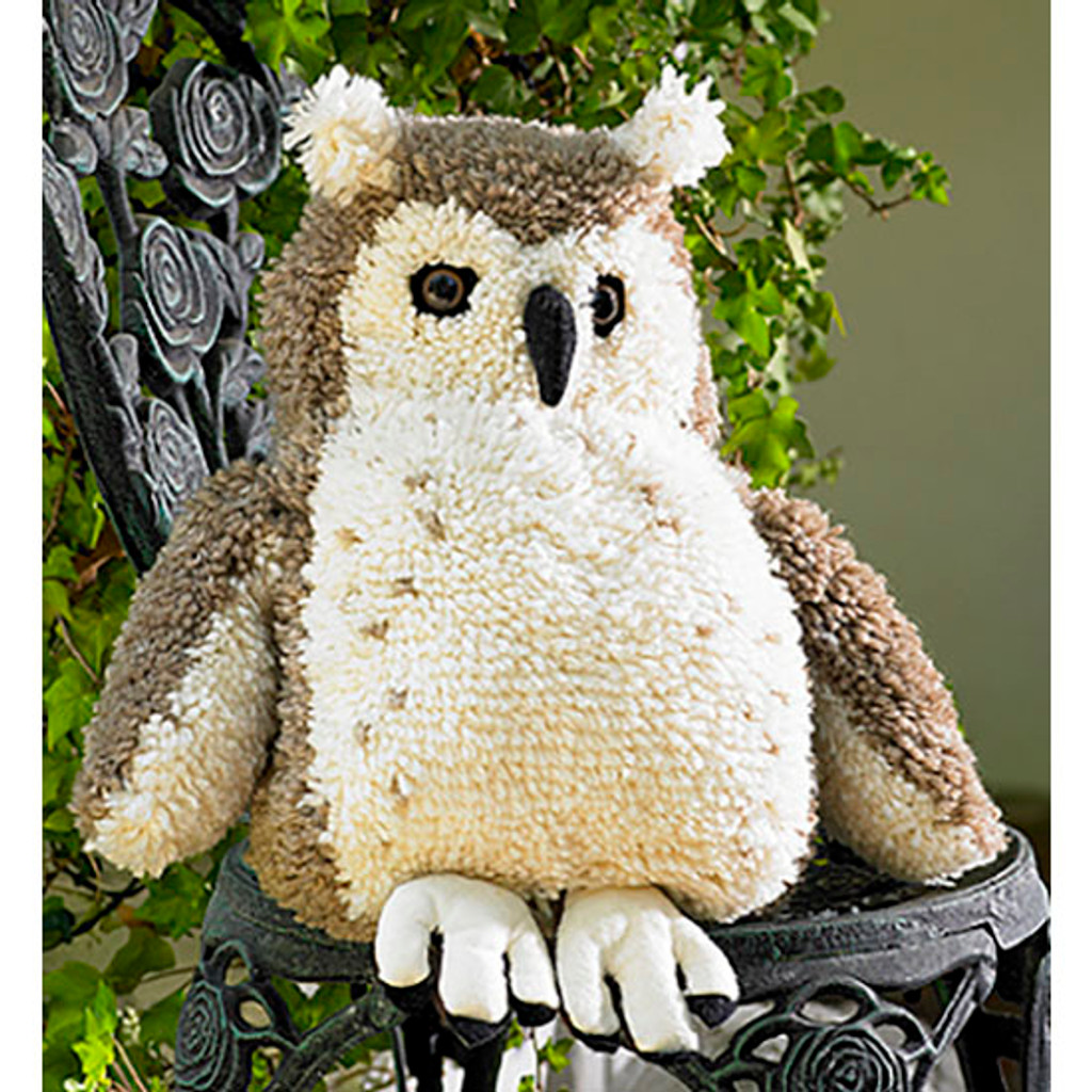 Owl Stuffed  Animal Kit