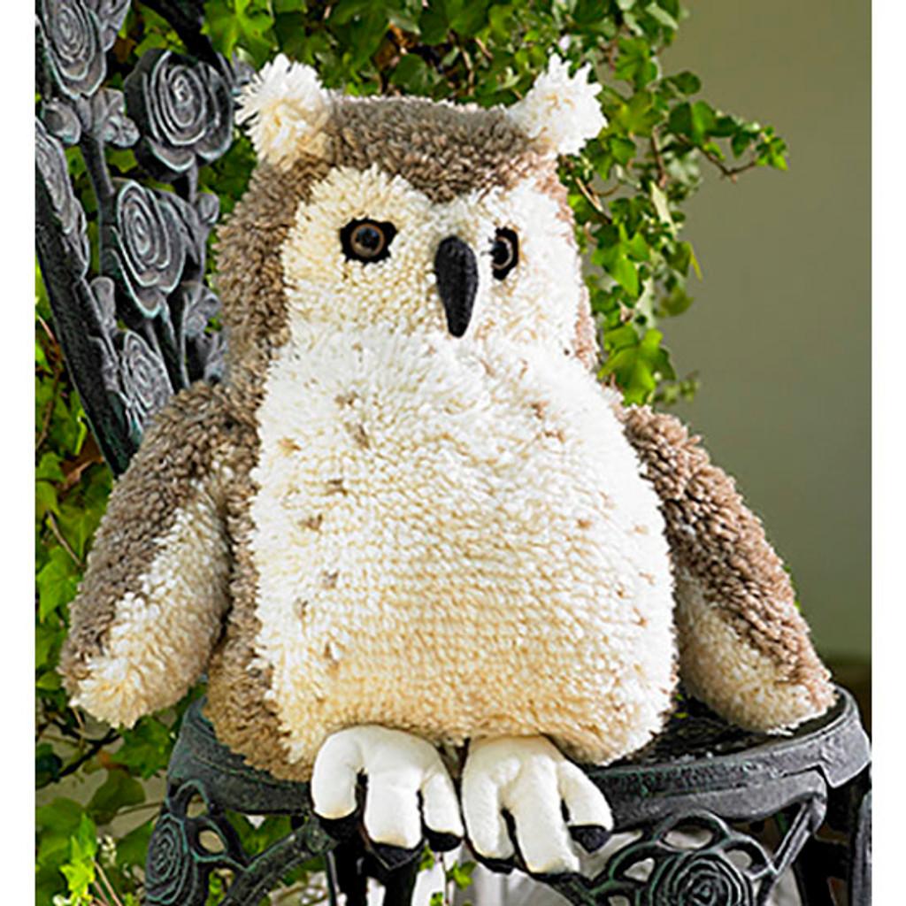Owl Stuffed  Animal Kit