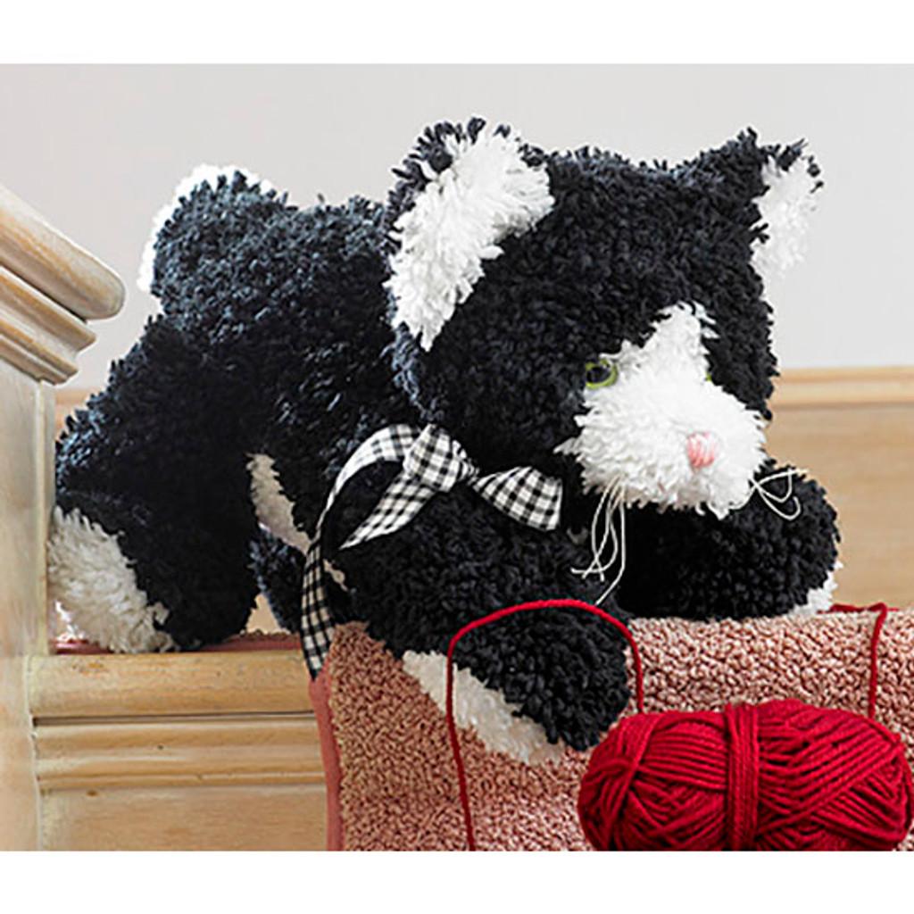 Kitty Huggables Stuffed Animal Kit