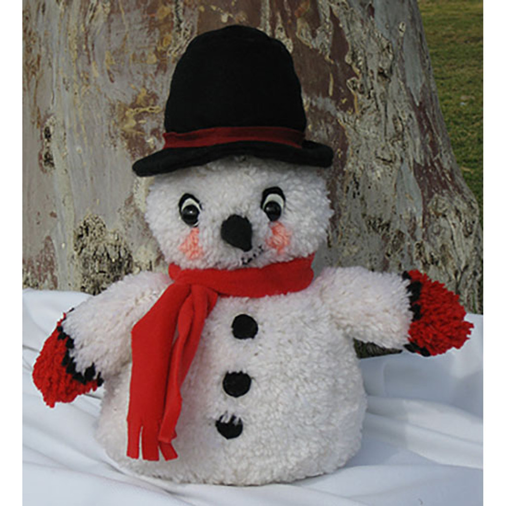 Stuffed Snowman Kit
