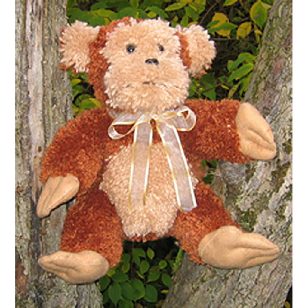 Monkey Stuffed  Animal Kit
