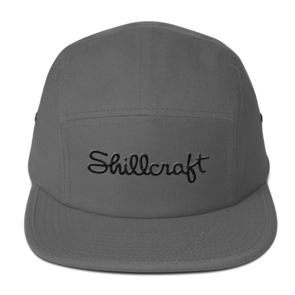 Shillcraft Five Panel Cap