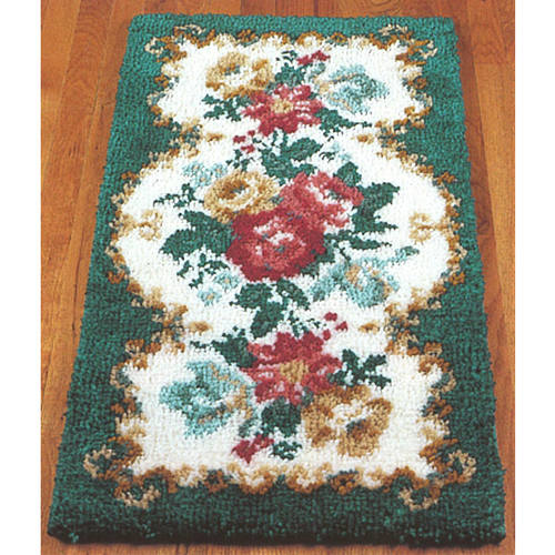 Chantilly Latch Hook Rug Kit