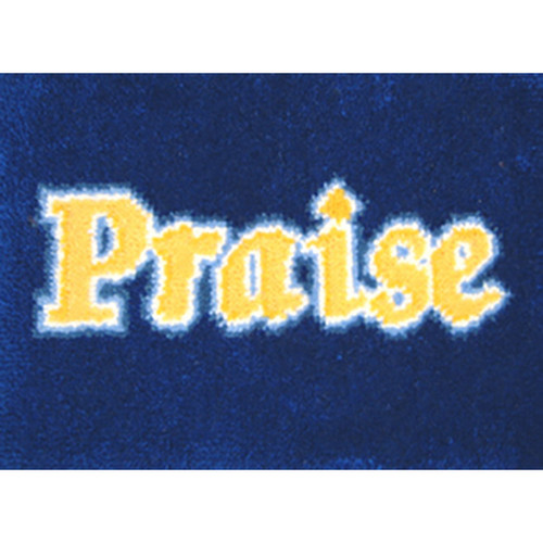 Praise Wall Hanging Latch Hook Rug Kit
