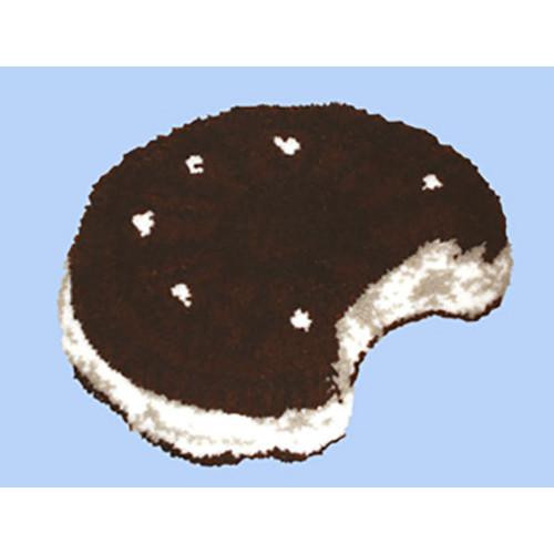 Cookie Latch Hook Rug Kit