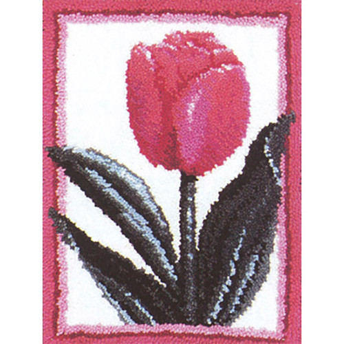 Tulip Latch Hook Rug Kit