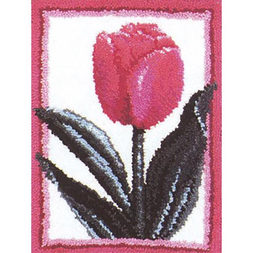 Tulip Latch Hook Rug Kit