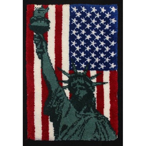 Liberty Latch Hook Rug Kit