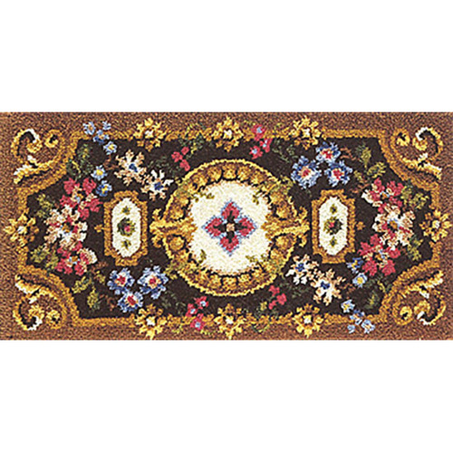 Rococo Latch Hook Rug Kit