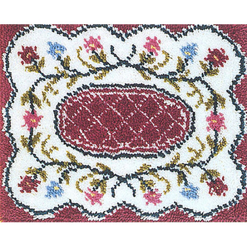 Deena  Latch Hook Rug Kit