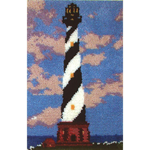 Coastal Haven  Latch Hook Rug Kit