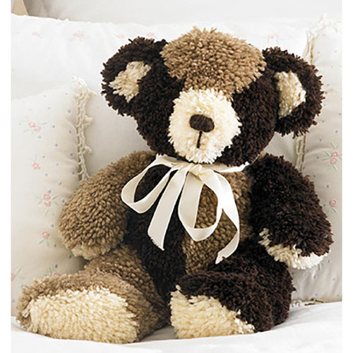Buster Bear Huggables Stuffed  Animal Kit