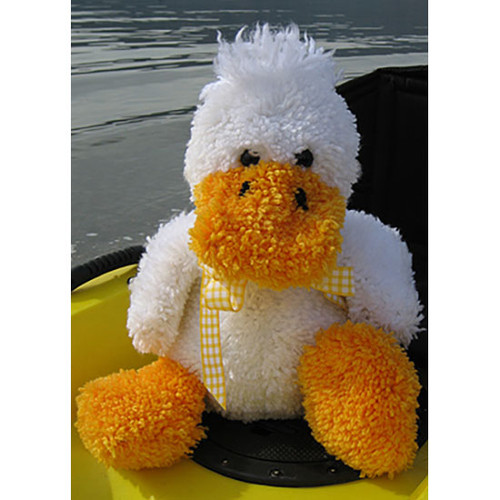 Duck  Stuffed  Animal Kit