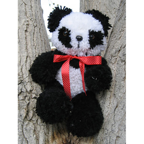 Stuffed Panda Bear Kit