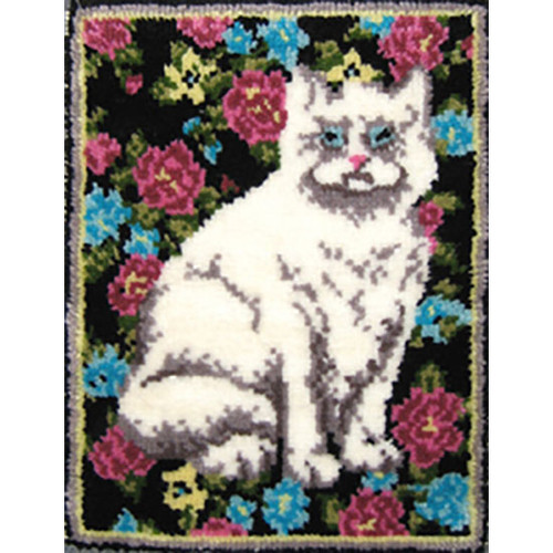 Samantha Latch Hook Rug Kit
