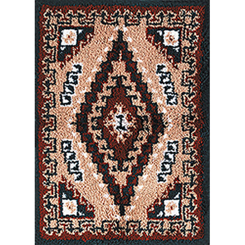Navajo Latch Hook Rug Kit