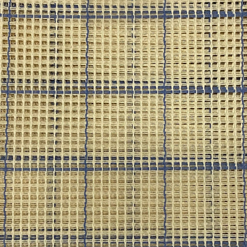 "Rug canvas for Latch Hook, Locker Hook and Rug Hooking in 3.75 Mesh - 60"" x 36"""