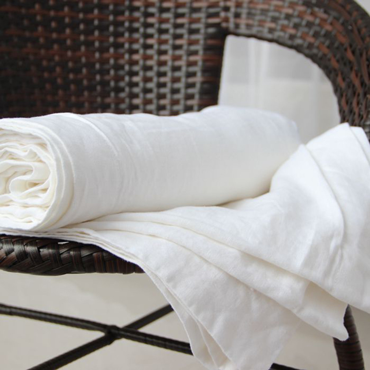 Natural Linen Towels Face Towels Bath Towels Handmade By