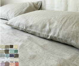 Linen fabric by the yard, extra wide, wholesale