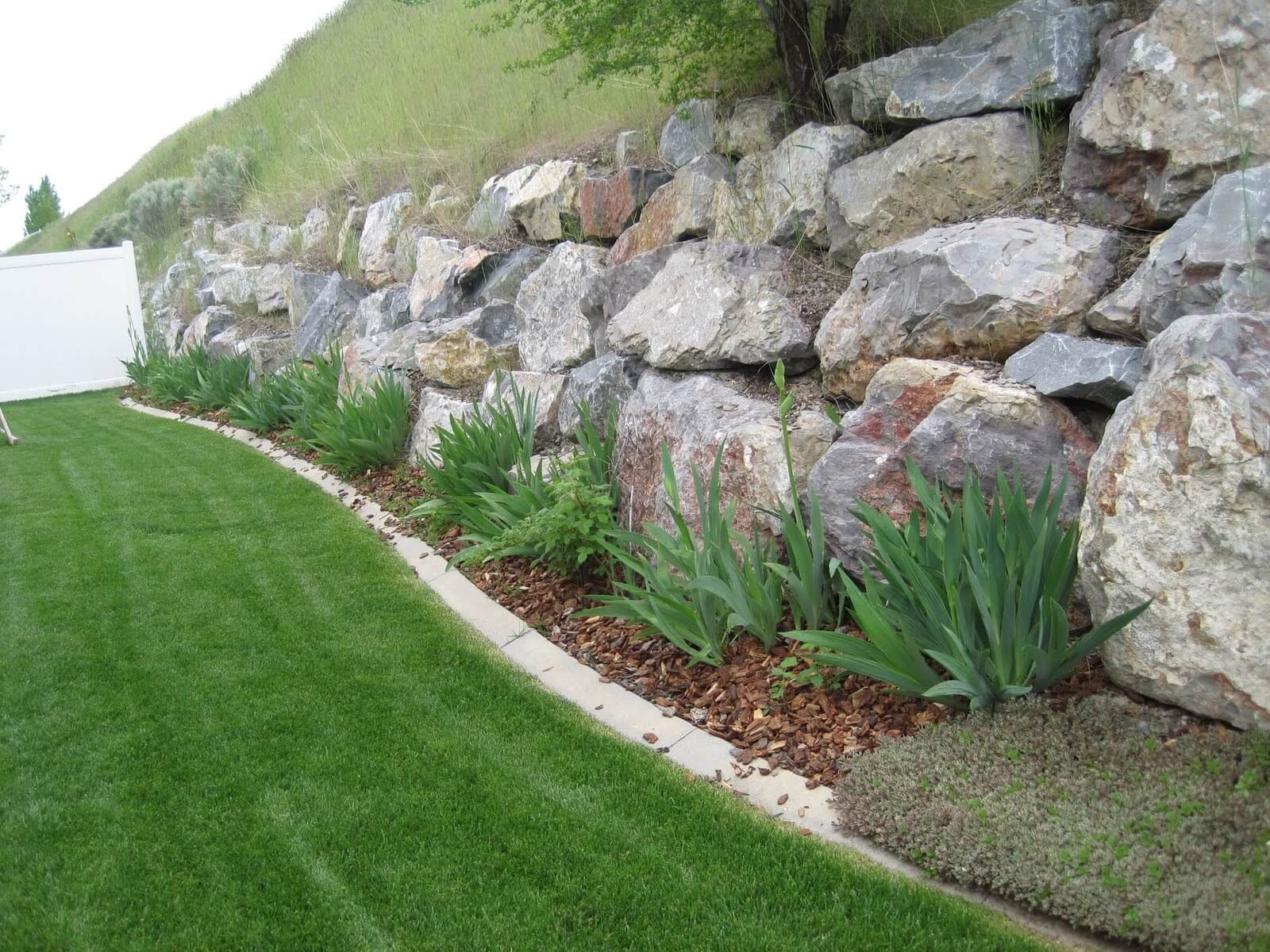 River Rocks For Landscaping A Wonderful Idea For Beauty