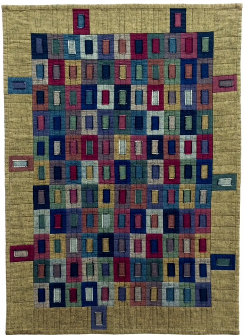 City Nights Quilt Pattern Pqcn-0914 - Bebe Bold Japanese Textiles  Craft-8524
