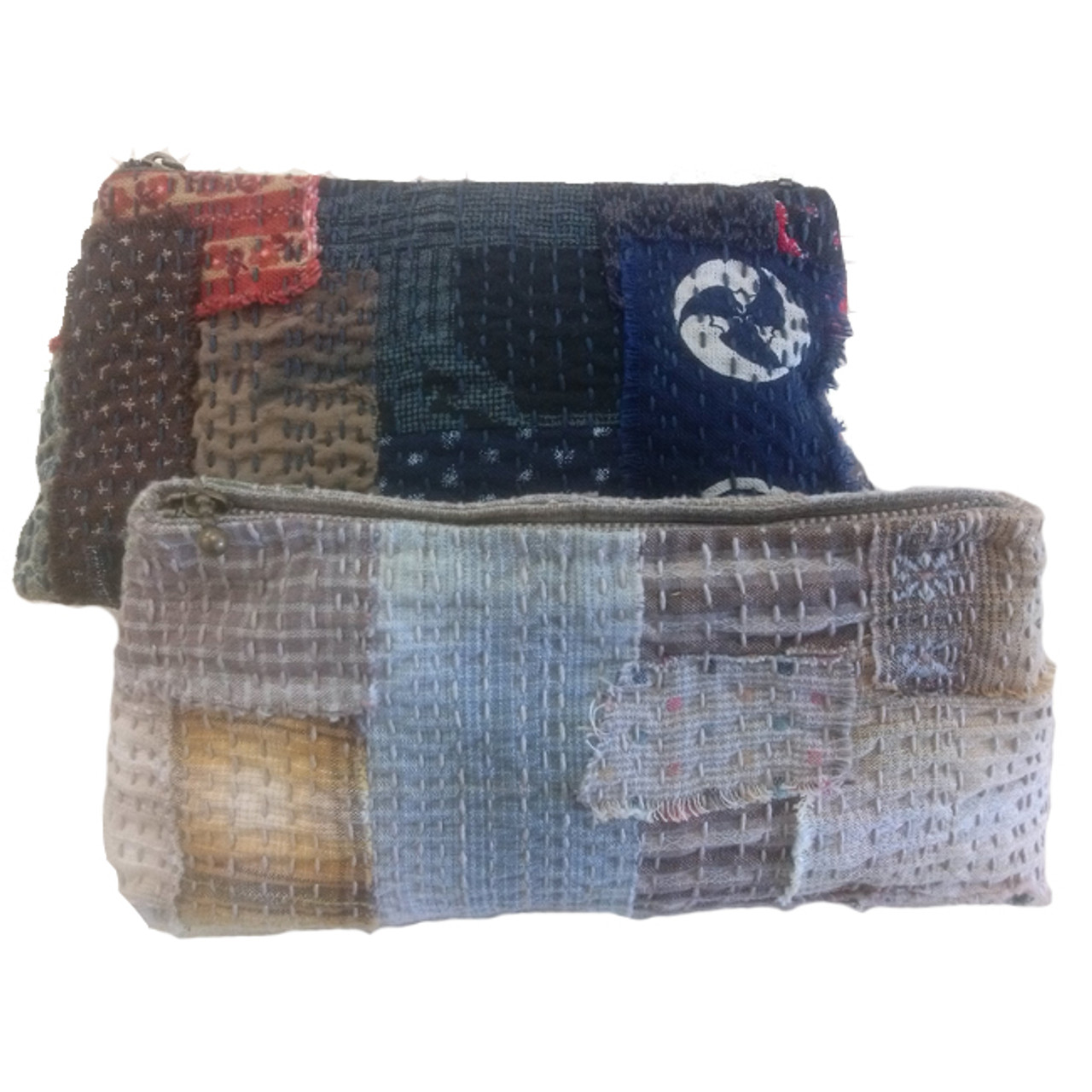 Zippi Purse Kit Bkz-1159 - Bebe Bold Japanese Textiles  Craft-5410