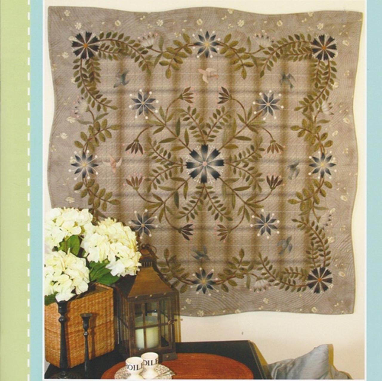 Floral Wonder Quilt Pattern Pys-974689 - Bebe Bold Japanese Textiles  Craft-6862