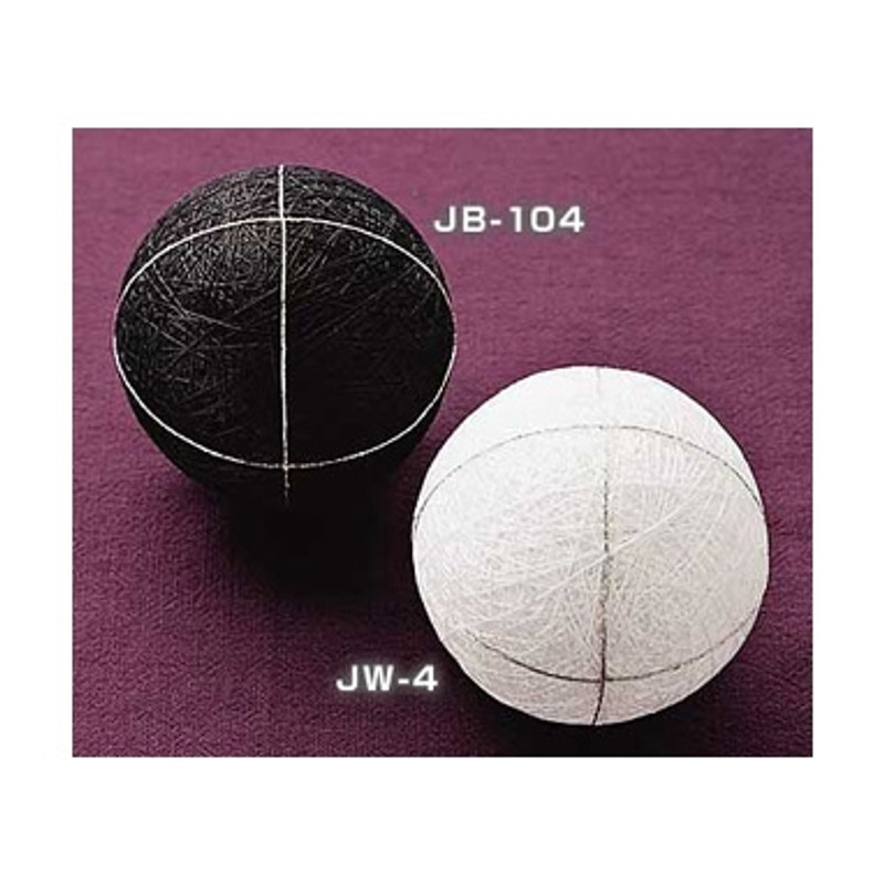 1 Black Mari (Ball) to Make Temari JB-104