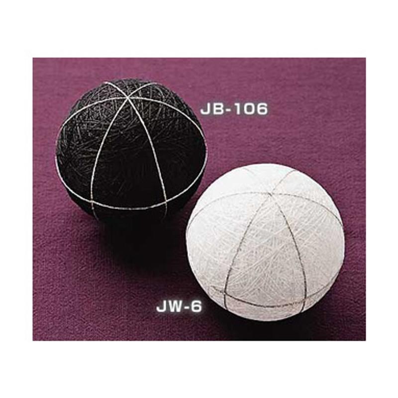 1 White Mari (Ball) to Make Temari JW-6