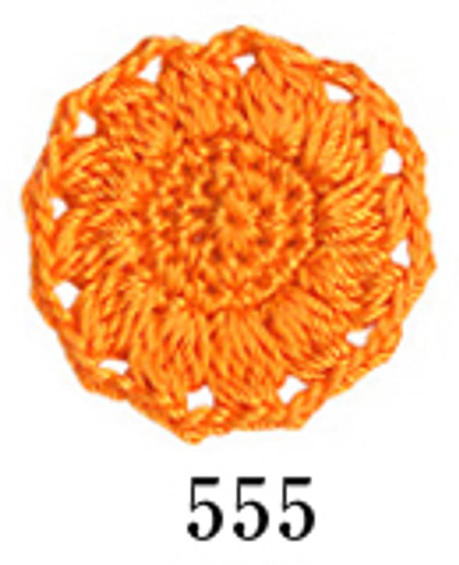 Crochet Thread Emmy Grande Colours Orange EGC-555