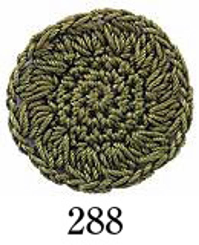 Crochet Thread Emmy Grande Solid Seaweed Green EGS-288