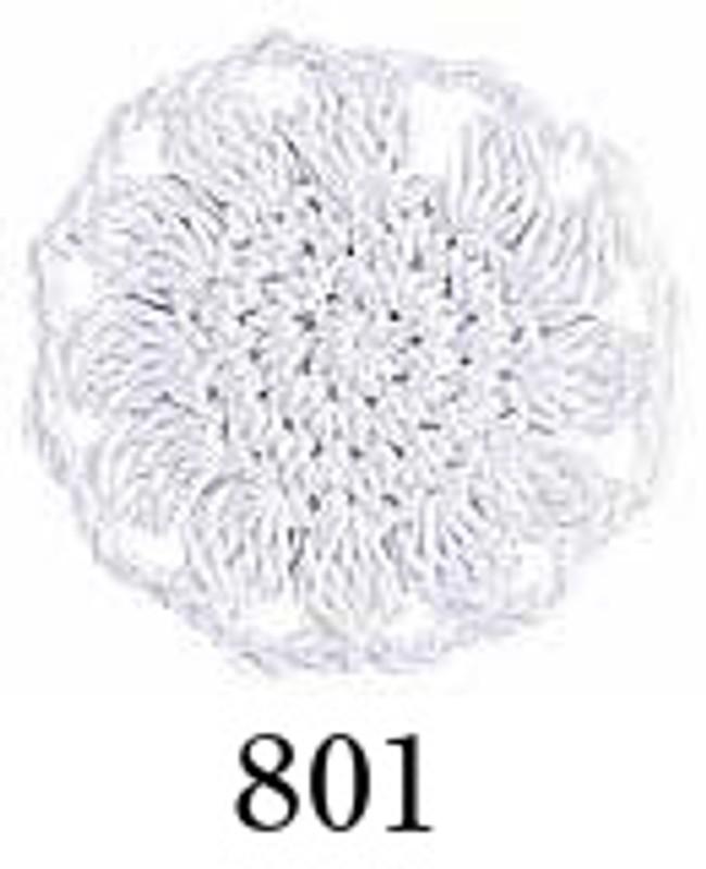Crochet Thread Emmy Grande Solid White EGS-801