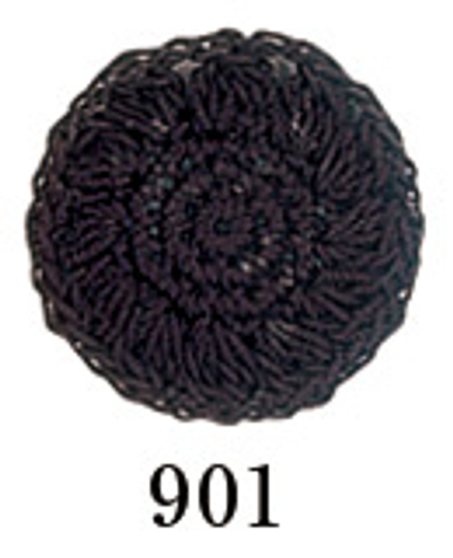 Crochet Thread Gold Label Black GL-901