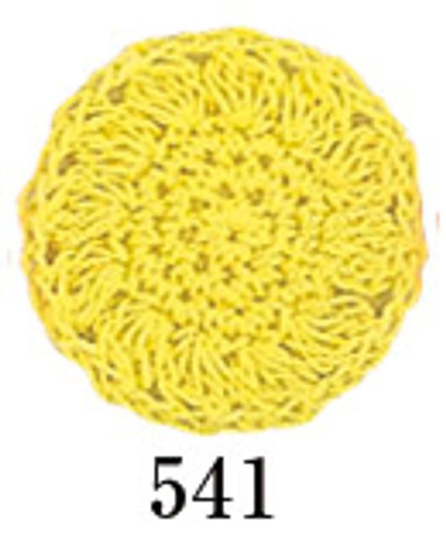 Crochet Thread Gold Label Bright Yellow GL-541