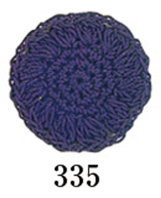 Crochet Thread Gold Label Dark Purple GL-335