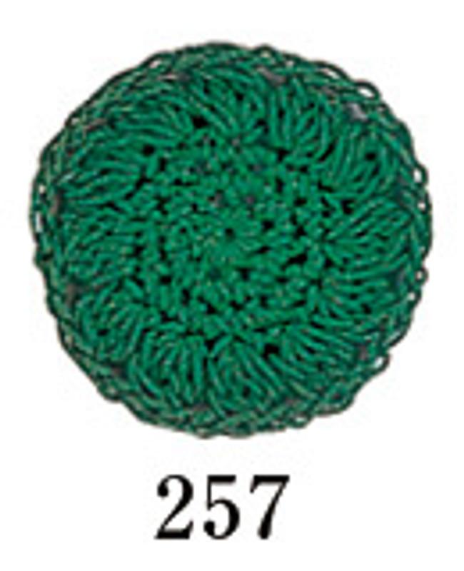 Crochet Thread Gold Label Forest Green GL-257