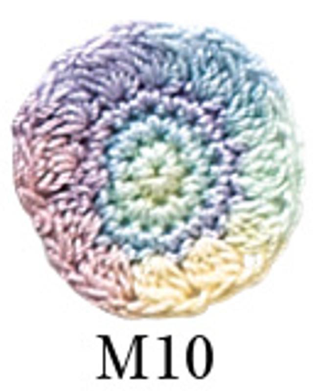 Crochet Thread Gold Label Mixed GL-M10