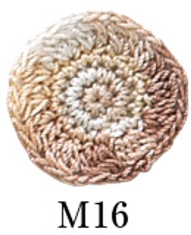 Crochet Thread Gold Label Mixed GL-M16