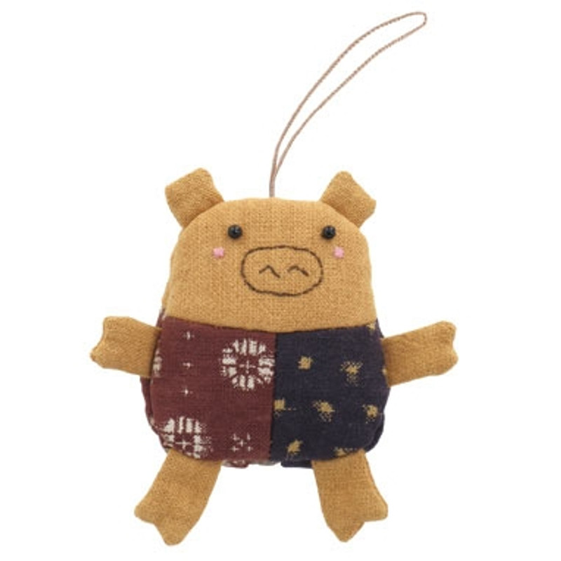 Olympus Patchwork Kit Aaron the Piglet PA-622