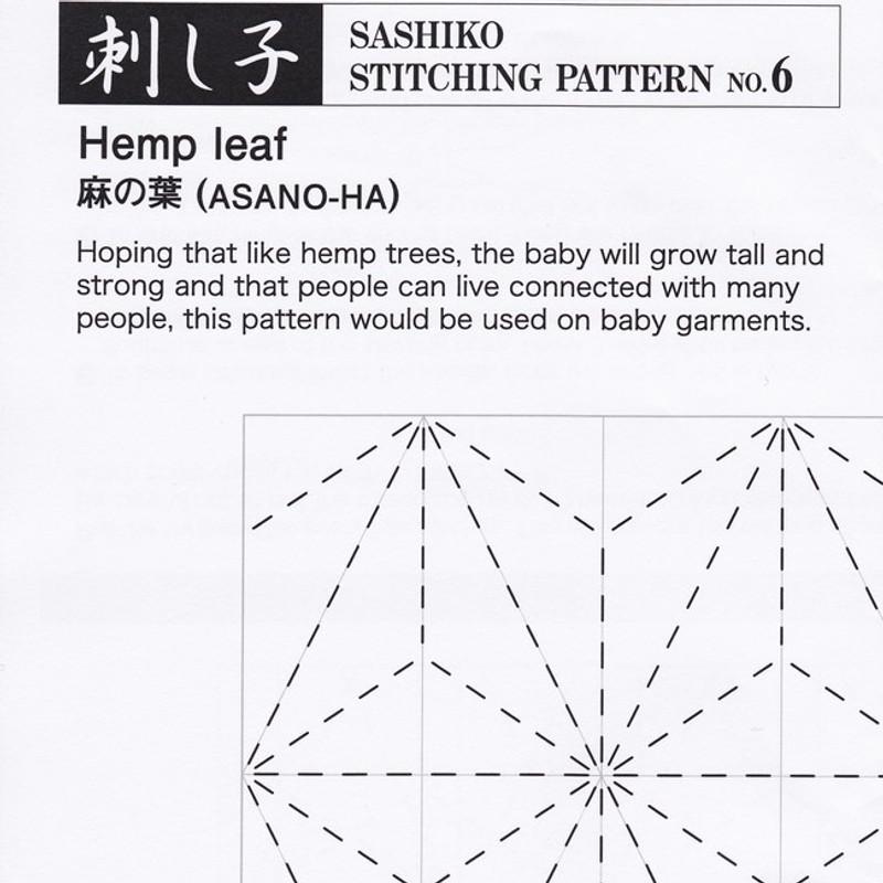 Sashiko Patterns Fascinating Sashiko Patterns