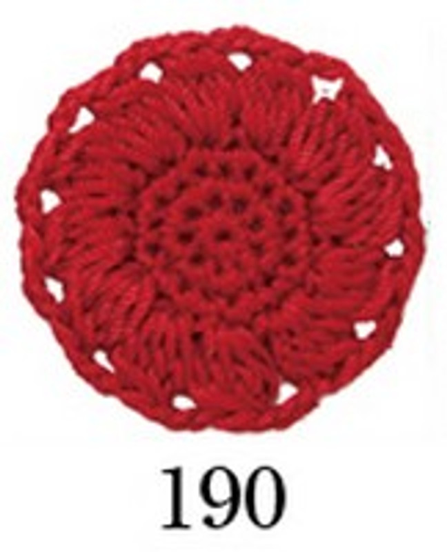 Crochet Thread Herbs Cherry EGH-190