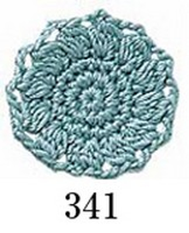 Crochet Thread Herbs Sea Blue EGH-341