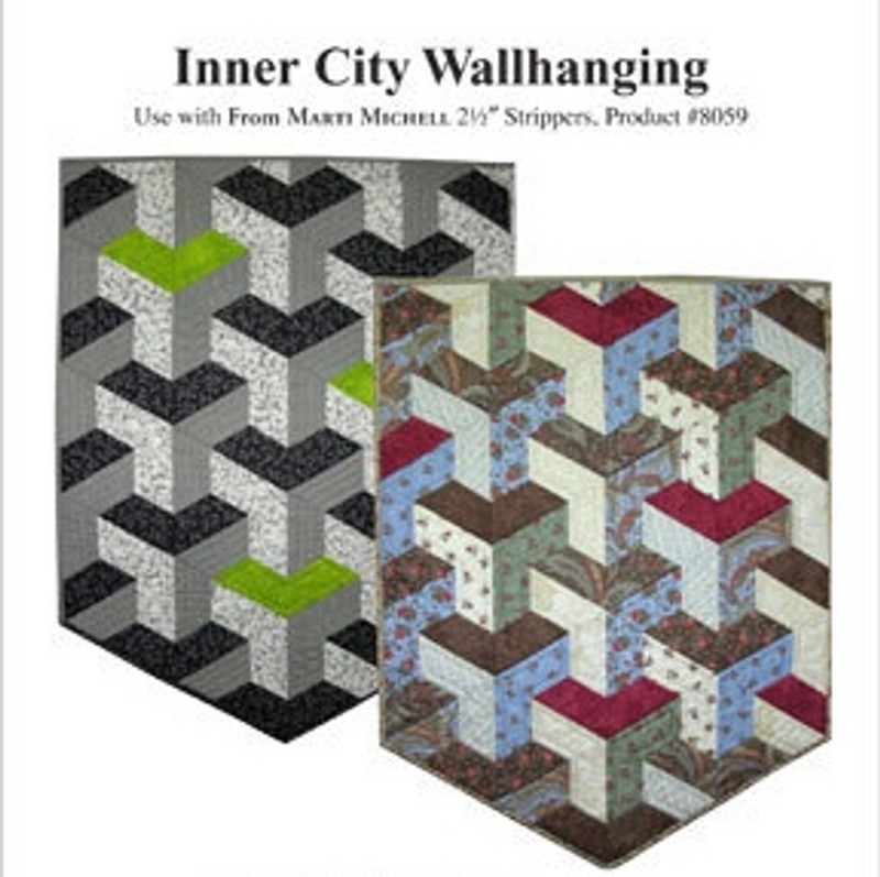 Inner City Wallhanging MMP-8094